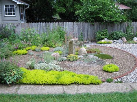 Vorgarten Gestalten Mit Kies Und Gräsern by Gartengestaltung Mit Kies Blickfang Und Kaum Pflege
