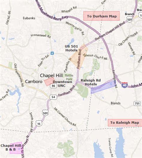 carolina map chapel hill chapel hill carolina weather