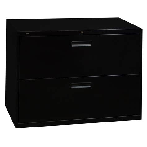 hon 36 lateral file cabinet hon used 2 drawer 36 inch lateral file black national