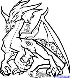 free water fire dragons coloring pages