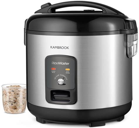 Rice Cooker Kirin Krc 388 new kambrook krc410bss rice cooker and steamer ebay