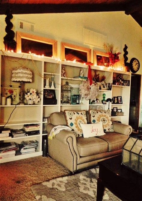 how to decor home 2013 diy christmas bookcase decors christmas home decor