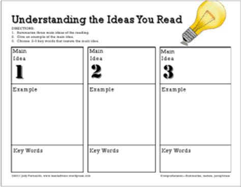 printable reading comprehension graphic organizers adventures in english language teaching free pdf