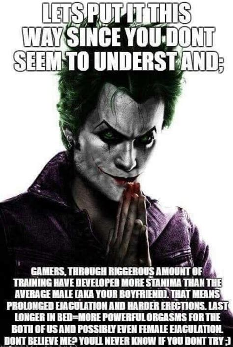 gamer memes let s put it this way since you don t seem to understand