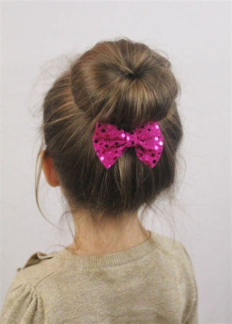 princess bun hairstyles how to hair pinterest updo 14 cute and lovely hairstyles for little girls pretty