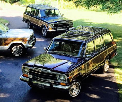 jeep wagoneer for sale 1987 jeep grand wagoneer for sale 1858507 hemmings