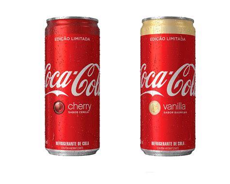 si鑒e coca cola coca cola femsa brasil traz coca cola cherry e coca cola