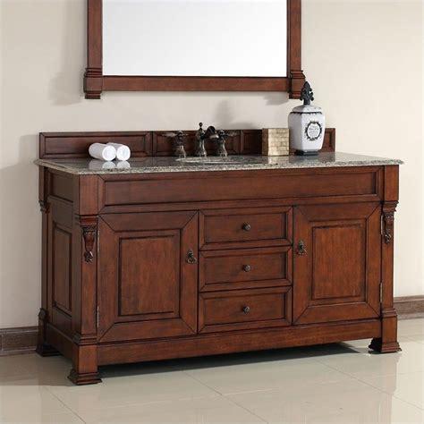 james martin bathroom vanity james martin brookfield 60 quot single bathroom vanity in