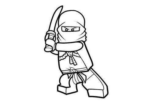 colorear ninjago 3 dibujo para colorear