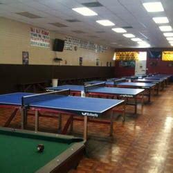 usa valley table tennis club los angeles ca united states