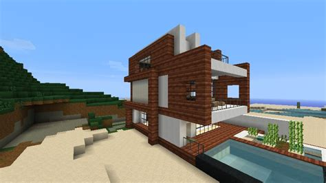 Small Minecraft Houses Awesome Minecraft Small Modern