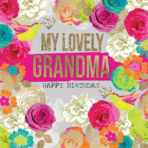 printable birthday cards nanny happy birthday grandma quotes birthday message for granny