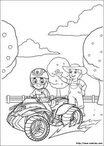 free coloring pages coloriage paw patrouille
