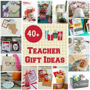 40 christmas gift ideas for teachers organize and