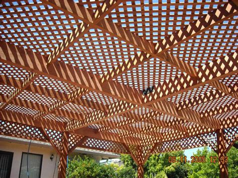 Redwood Patio Cover   Home Design Ideas and Pictures