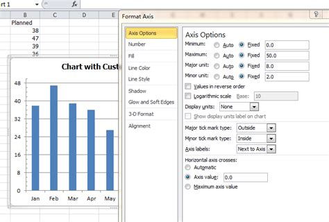 excel format y axis how to format axis for excel chart in c