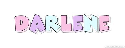 doodle name darlene darlene logo free name design tool from flaming text
