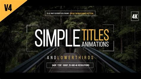 adobe after effects title templates free 50 best after effect templates of 2016 envato