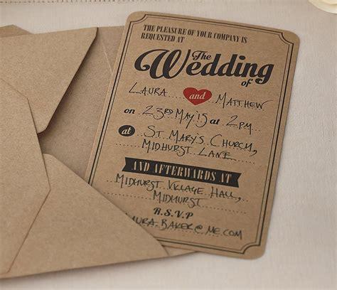 Hochzeitseinladungen Vintage Selbst Gestalten by Vintage Einladungskarten Gestalten Einladungskarten