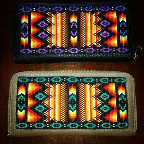 bead loom pattern maker online beaded wallets see pattern for making this design on my