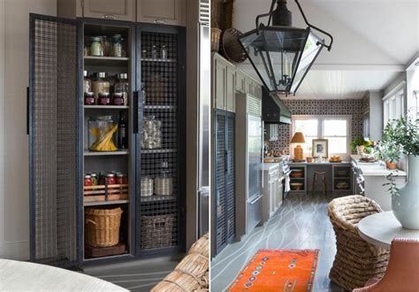 Kitchen Pantry Ideas For Small Kitchens a diversity of door styles to hide your pantry with