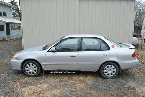 2002 Toyota Corolla 2002 Toyota Corolla