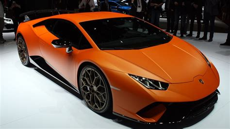 Lamborghini Performante Price 2018 Lamborghini Huracan Performante Price Release