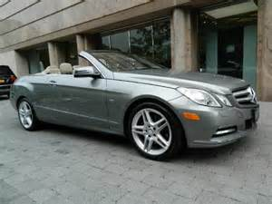 Mercedes E350 Convertible Used Mercedes E350 Convertible Used Mitula Cars