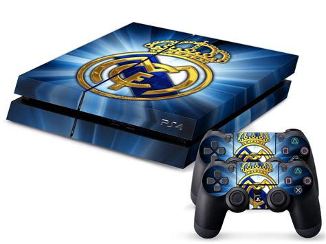 Ps4 Aufkleber Fenerbahce by Real Madrid Playstation 4 Skin