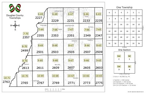 Area Maps Douglas County Government