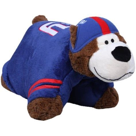 Jets Pillow Pet by Official Nfl Team Pillow Pets Are About The Cutest Darn