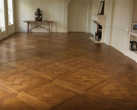 Ted Todd Parquet Du Versailles Solid Wood Commercial