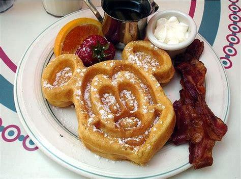 disney recipes    mickey mouse waffles