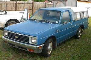 Chevy Isuzu Diesel Sell Used 1981 Chevrolet Truck Diesel Chevy