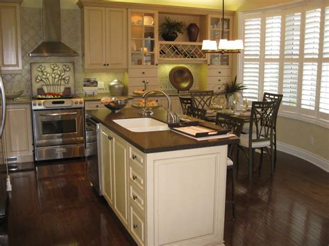 kitchen with wood floors and white cabinets the best material for kitchen flooring for dark cabinets