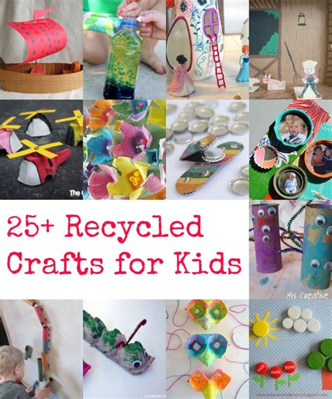 recycled crafts for 25 recycled crafts for