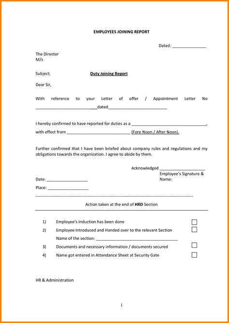 Application Letter Format For Joining Top Essay Writing Application Letter Format For Joining