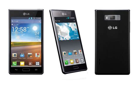 imagenes para celular lg 70 lg optimus l7 price slashed to rs 15 990 technology news