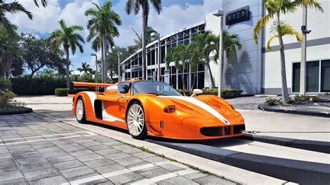 maserati street maserati mc12 corsa 3 million street legal loud beast