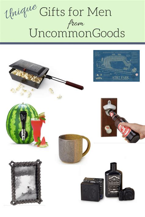 unique gifts for men 28 gifts for men uncommongoods best gifts for men