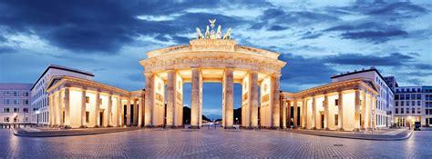 Self Stick Wallpaper brandenburg gate berlin germany panorama custom wallpaper