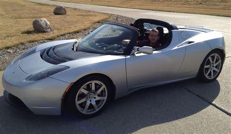 Driving A Tesla I Got To Drive A Tesla Roadster Their Ev Marketing Is
