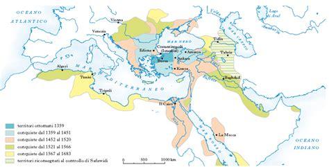 l impero turco ottomano serenissima il 500 movimento dei caproni