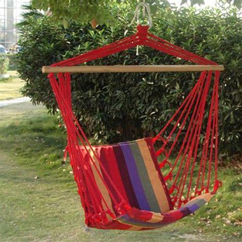 Best Outdoor Tree Hammock Cing Hammock Deluxe Hanging Rope Chair Outdoor Porch