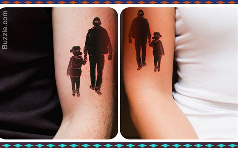 father daughter tattoo 8 meaningful and fascinating designs