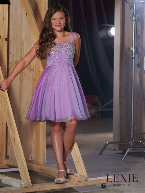 lexie  mon cheri tw junior party dress