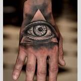 All Seeing Eye Pyramid Tattoo | 275 x 300 jpeg 14kB