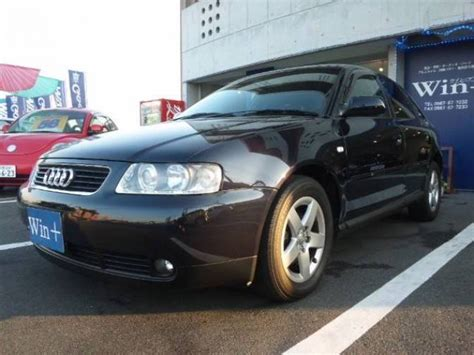 2003 black audi a3 1 8t r 59 900 for sale in edenvale 2003 audi a3 1 8t for sale japanese used cars details carpricenet