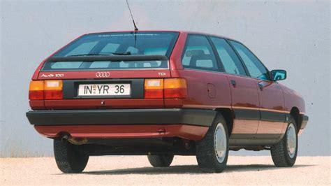 Audi 100 Club by Audi 100 Aufnahme In Den Club Der Oldies Autogazette De