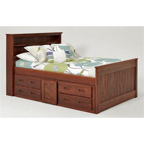 wood bed frame with drawers wood bed frame full size headboard footboard with storage